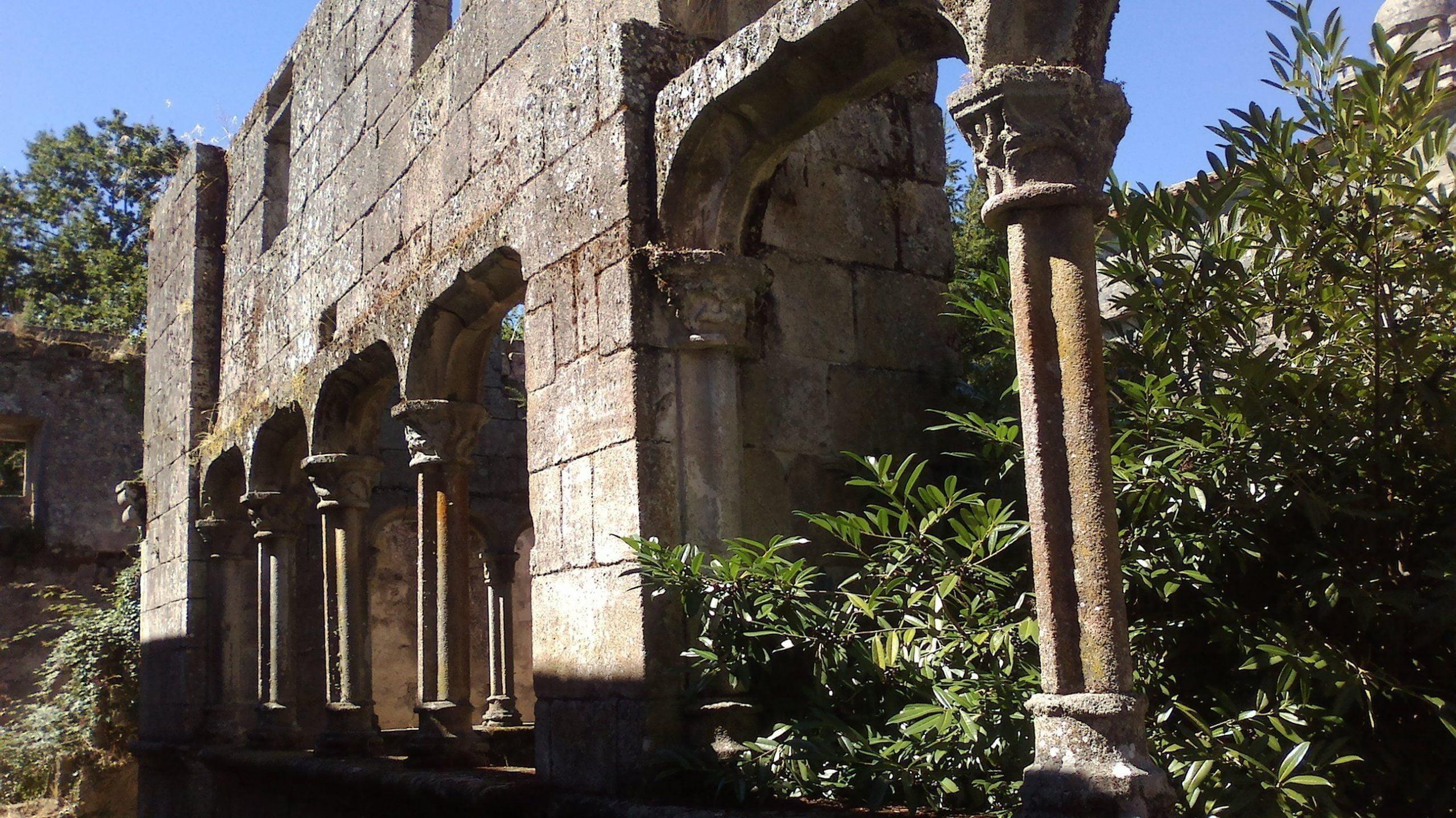 Mosteiro Bon Xesús Claustro S