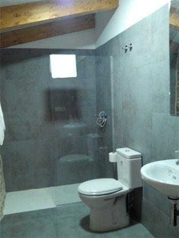 Habitación 103 Rosal baño completo