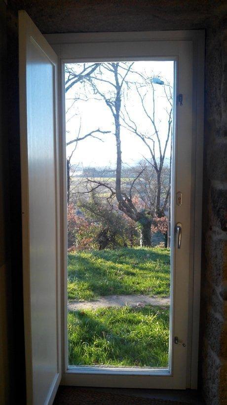 Habitación 001 Campanario vistas jadín